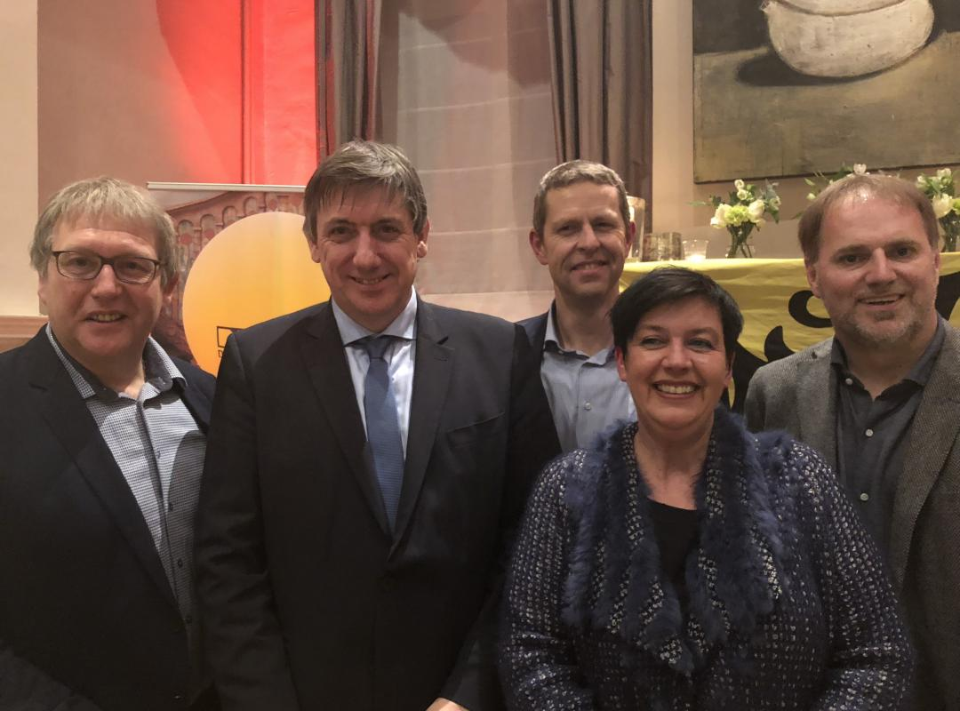 Bart Nevens kandidaat burgemeester Kortenberg